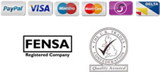 Payment Options & Accreditations