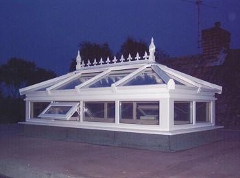 Lantern Roof