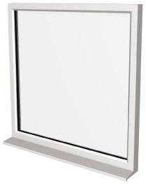 Casement Window Style 1